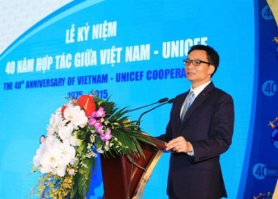 UNICEF – Viet Nam celebrate 40 years of cooperation