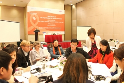 Policy Dialogue: Access to Justice for Women Survivors of Sexual Violance in Vietnam