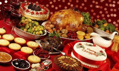 The most unique Christmas dishes around the globe