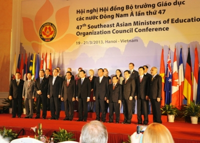 47th SEAMEO Council Conference in Vietnam
